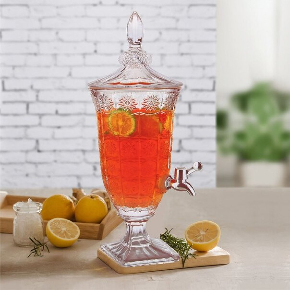 Лимонадница «Муза»
