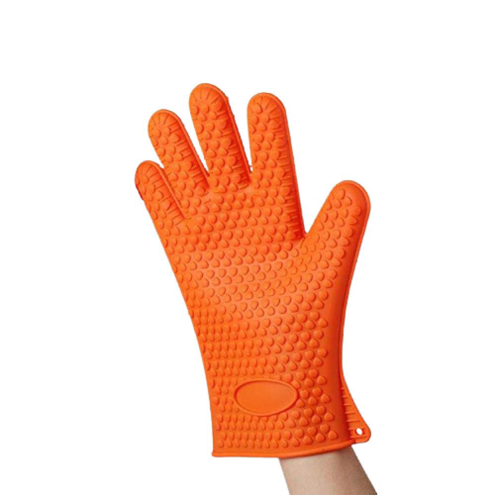 Перчатка термостойкая силиконовая