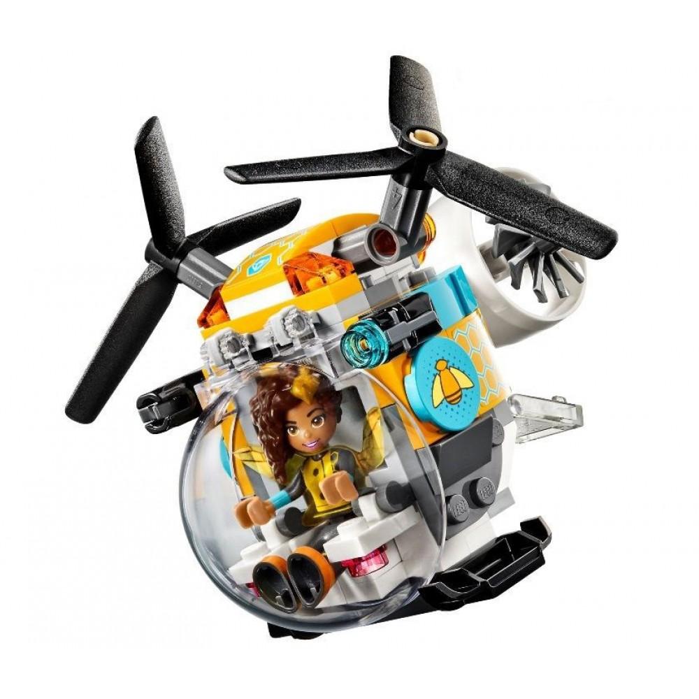 Конструктор серии Супергерлз «Вертолет Бамблби»