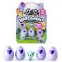 Фигурки коллекционные Хетчималс (Hatchimals) 4 яйца-сюрприза
