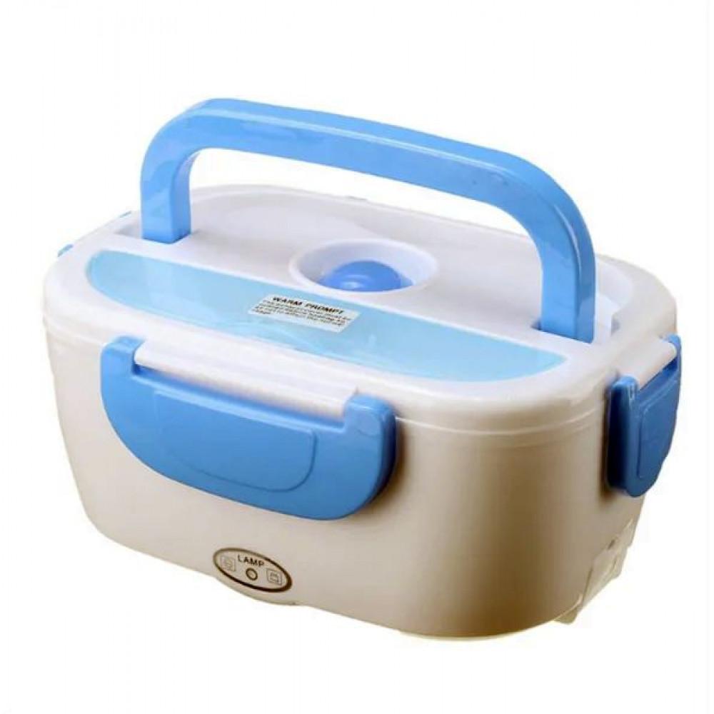 Ланч-бокс контейнер для еды с подогревом