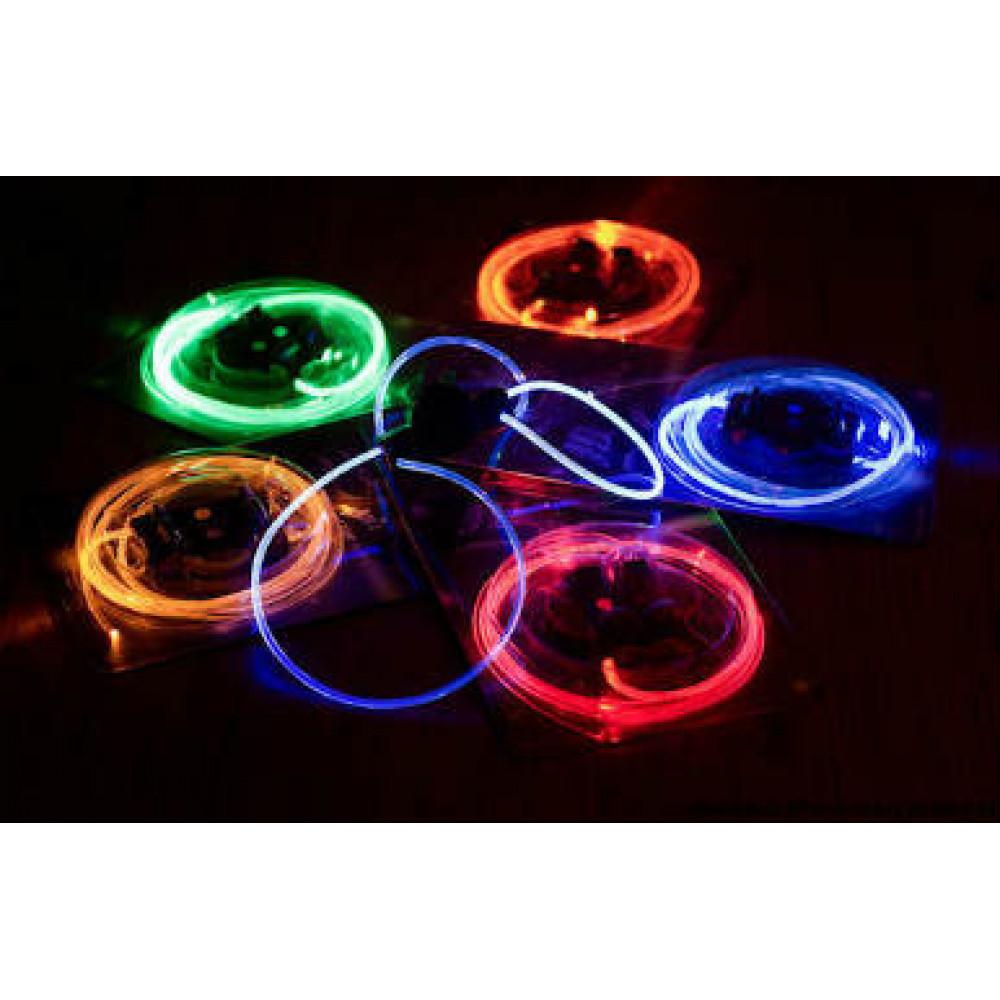 Шнурки светящиеся Led Luminous Shoelace