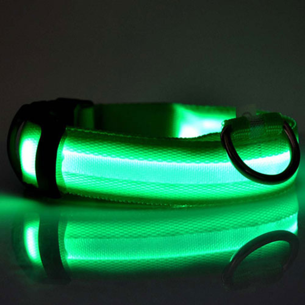 Ошейник для собак Luminous Collar For Dog светящийся