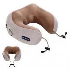 Массажная подушка с термороликами (3 режима работы)