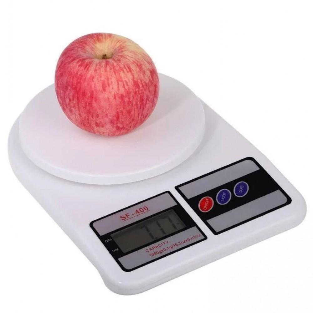 Весы электронные Electronic Kitchen Scale SF 400 (кухонные)