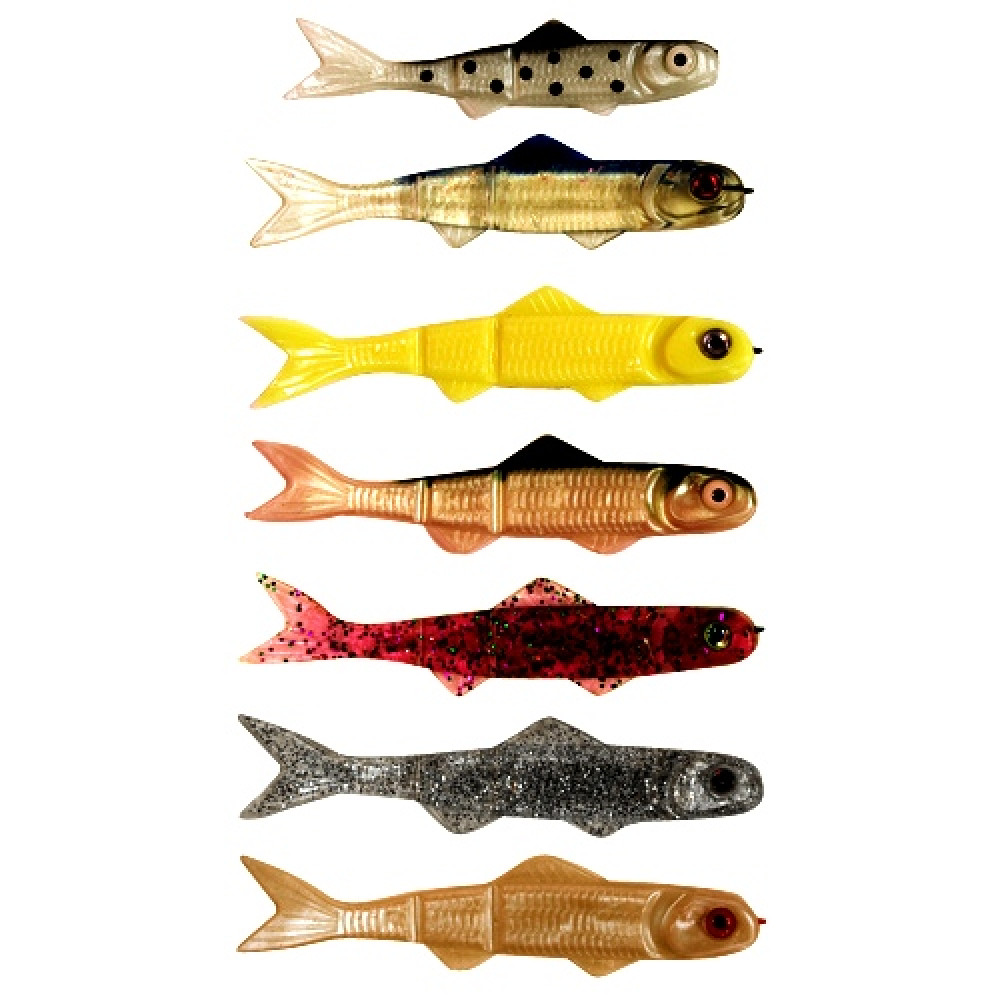 "Наживки для рыбалки Банджо ""Мечта рыбака"" – набор из 66 предметов"