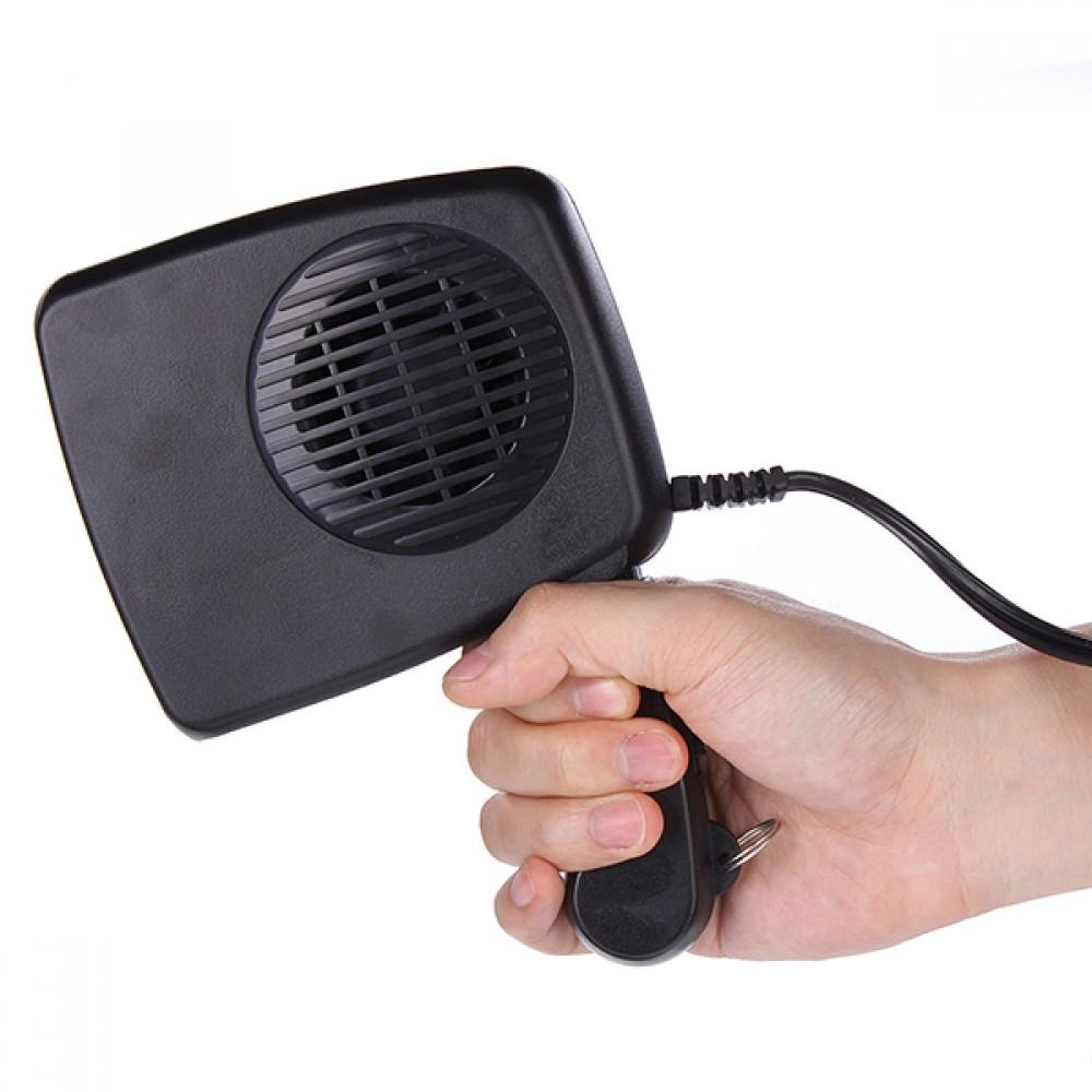 Вентилятор автомобильный с функцией обогрева/обдува