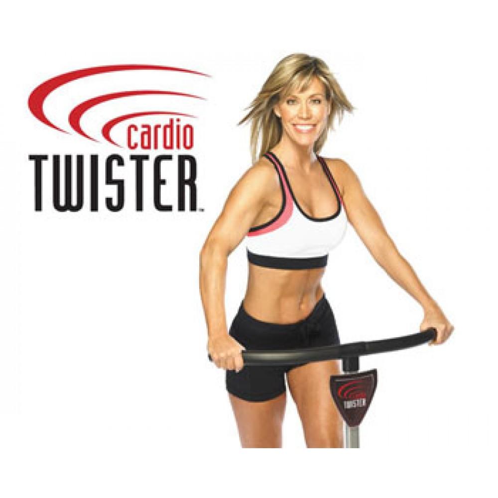 Кардио Твистер – тренажер степпер Cardio Twister