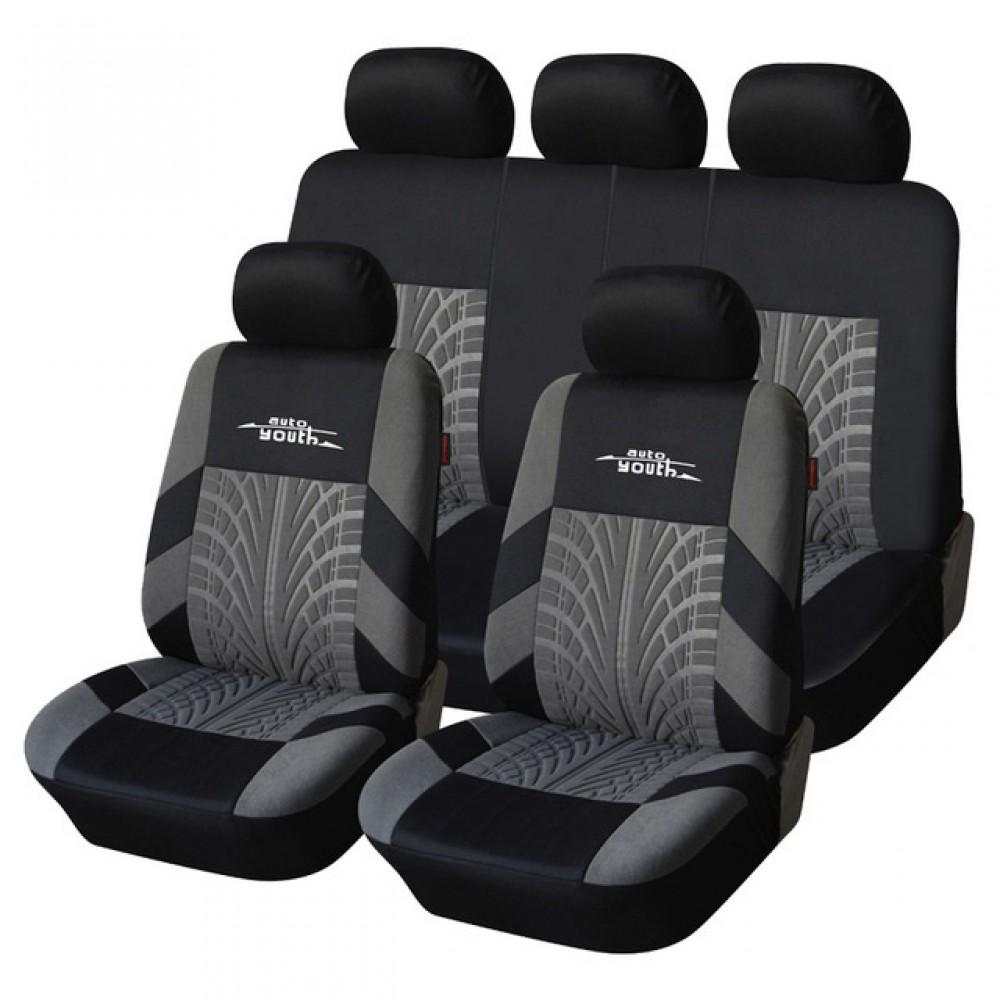Автомобильные чехлы для сидений «Новая жизнь» полный набор