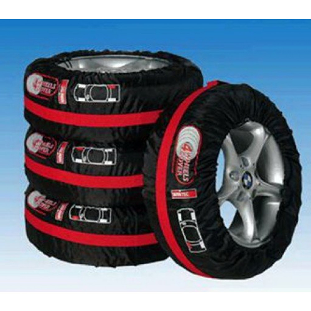 Чехлы для автомобильных шин (4 шт)