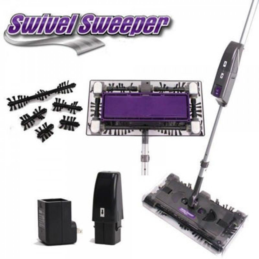 Электровеник Свивел Свипер Джи 9 (Swivel Sweeper G9)
