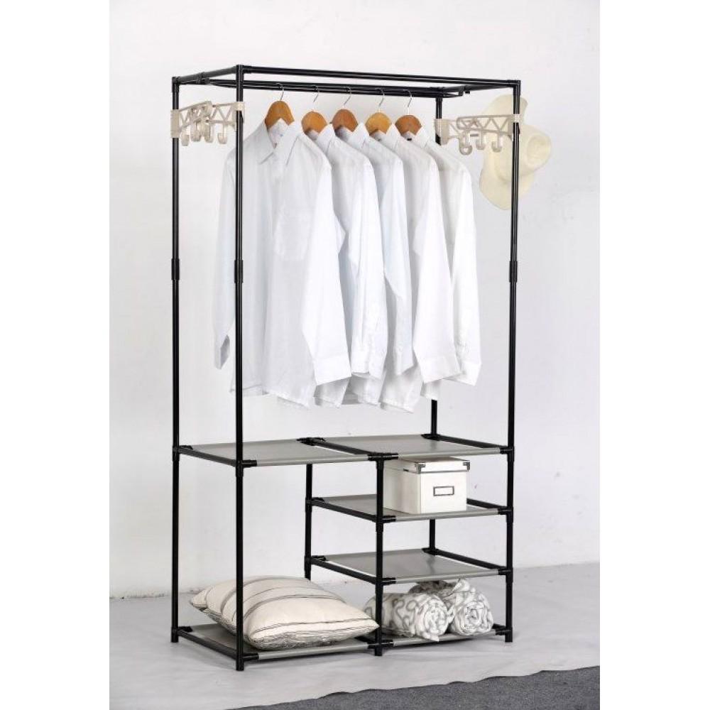 Шкаф каркасный – 2 секции