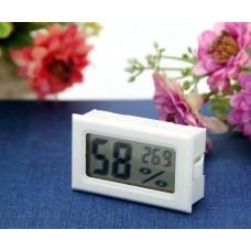 Датчик температуры и влажности  (мини, цифровой, LCD)