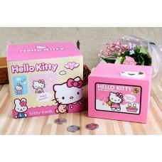 Копилка кот-воришка Hello Kitty (Хелло Китти)