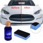 Жидкое керамическое покрытие для автомобиля