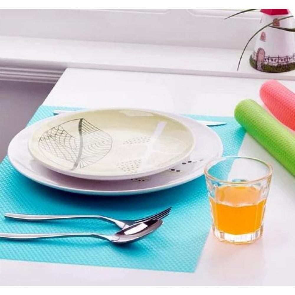 Коврики антибактериальные для холодильника 4 шт.