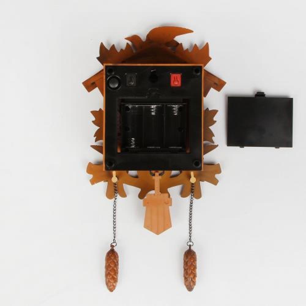 Часы с кукушкой «Милый дом»