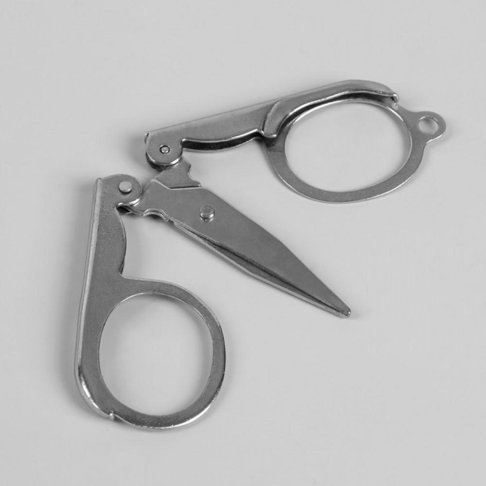 Мини-ножницы складные