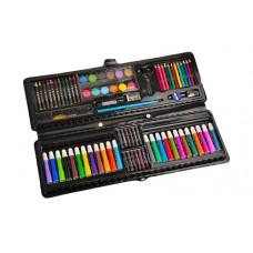 Набор для рисования в чемоданчике – 92 предмета