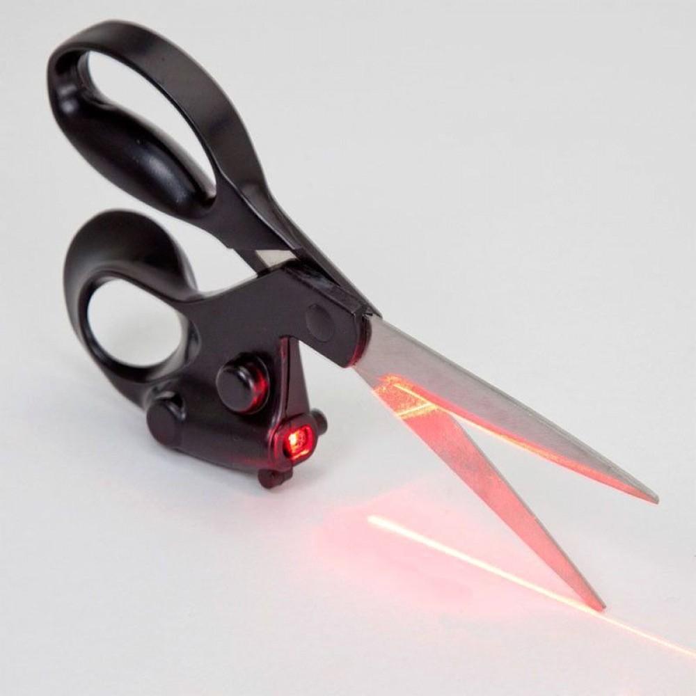 Ножницы с лазерным лучом
