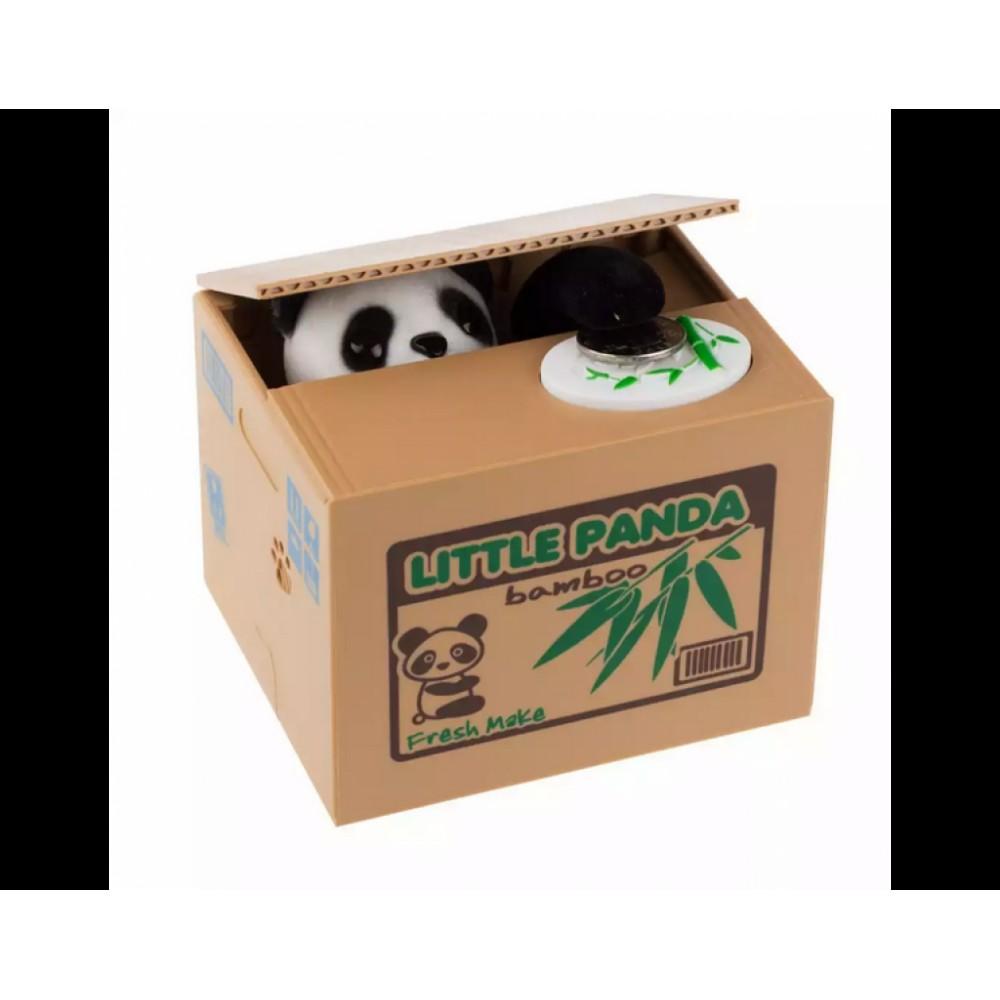 Копилка интерактивная Панда-Воришка