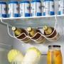 Полка для бутылок в холодильник (подвесная)