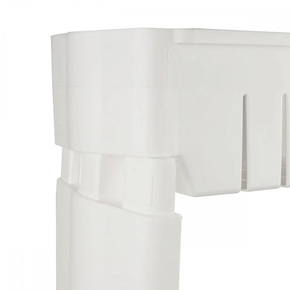 Полка для ванной комнаты – 3 уровня