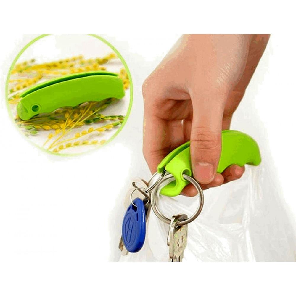 Ручка-держатель для сумок и пакетов (силиконовая)