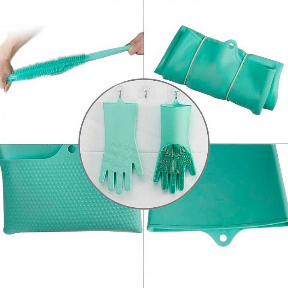 Перчатки силиконовые Меджик Главс