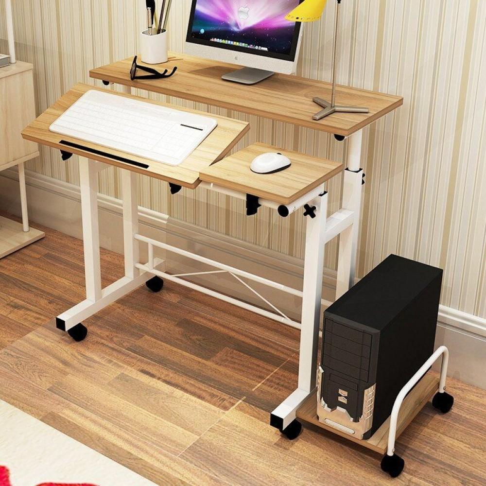 Стол компьютерный на колесиках D-55