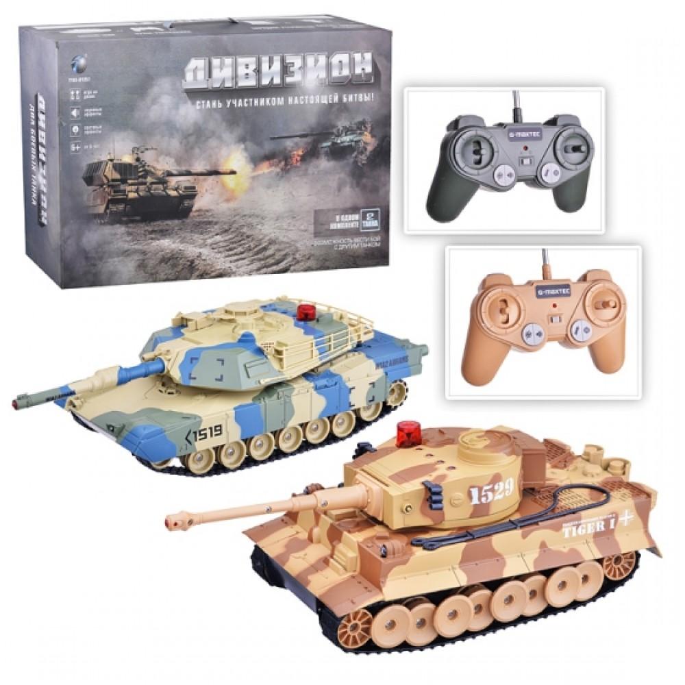 Игровой набор «Бой танков» – 2 танка в комплекте