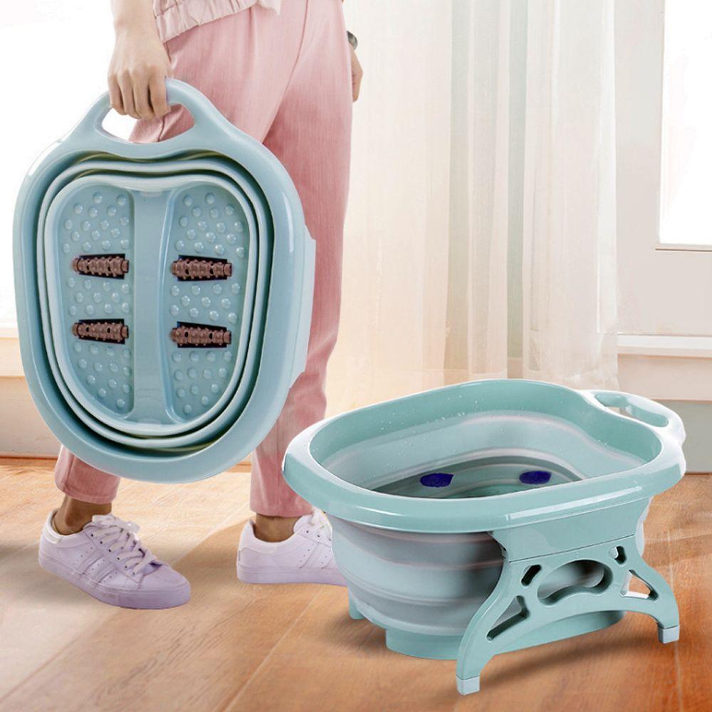 Ванночка для педикюра складная